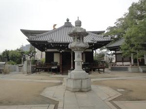 大聖勝軍寺本堂